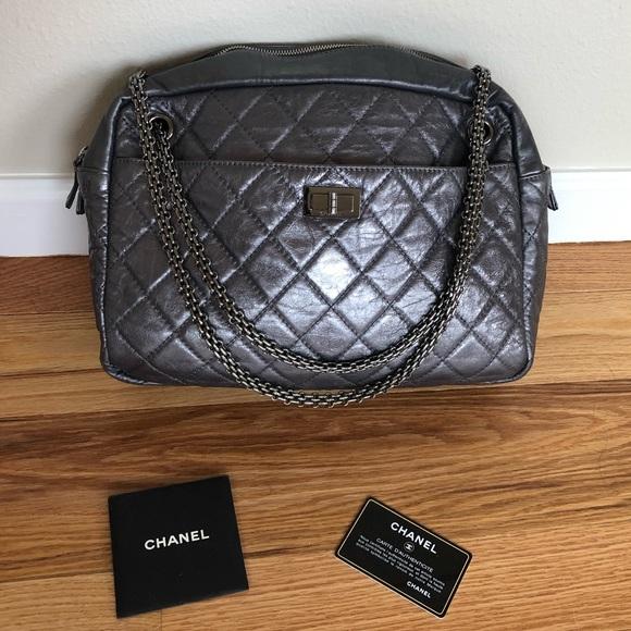 39ea5e889704 CHANEL Bags | Sale Pending Reissue 255 Camera Bag | Poshmark